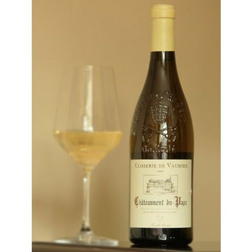 A rare sighting,Chateaneuf du Pape Blanc is well worth a try - complex, layered and beautifully balanced.