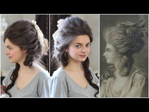 Georgiana Cavendish - Tutorial | Beauty Beacons - YouTube