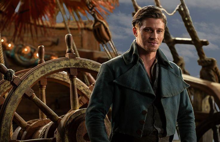 Garrett Hedlund stars in Pan