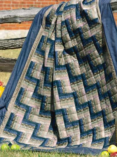 17 Best images about RAIL FENCE QUILTS on Pinterest ...