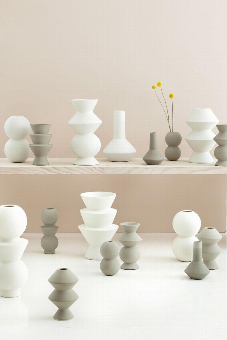 Ferm Living - new vases