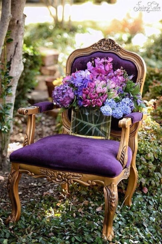 ...purple is as purple does... ...the.many shades of purple...