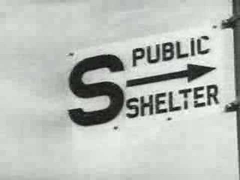 Duck and Cover public service announcement film