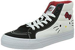 Adorable Hello Kitty Vans Shoes - We Love Kitty