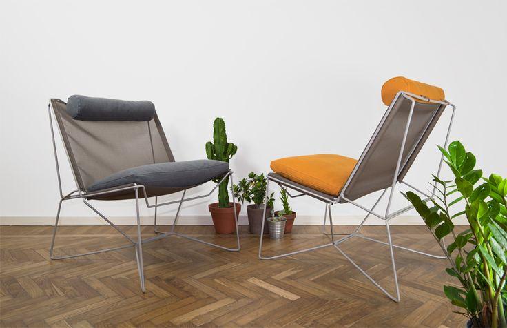 Monterey_ Armchair with footrest by Edizione Limitata http://www.edizionelimitatafactory.com