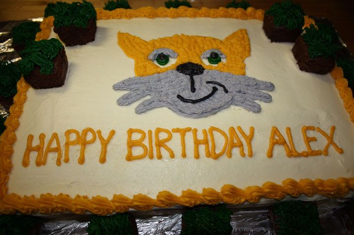 stampy cake - Google Search | Ideas for Conn's Room ...