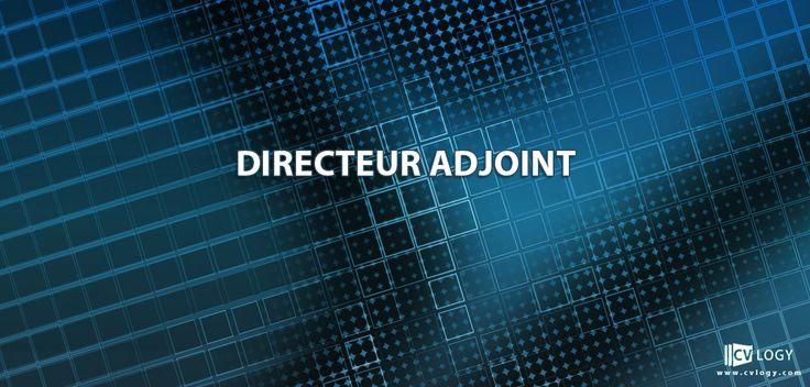 #Emploi à #DAKHLA : #Directeur_Adjoint (#Technique & #Maintenance)------>