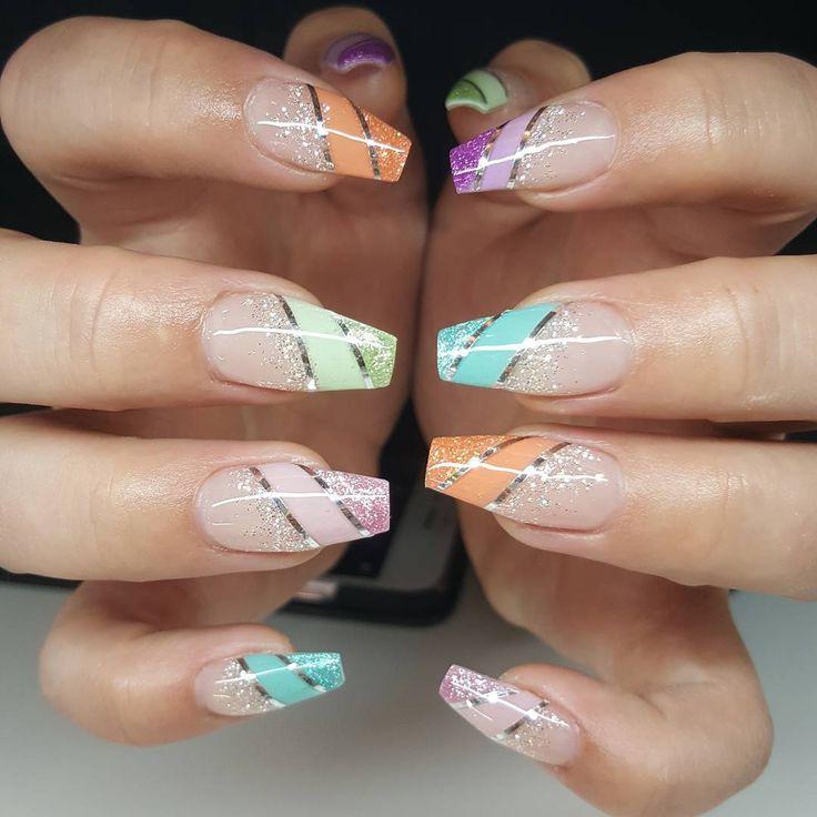 Nägel täglich glasiert Sommerfarben, die in allen Jahreszeiten verwendet werden – Seite 31 von 46 – Nägel