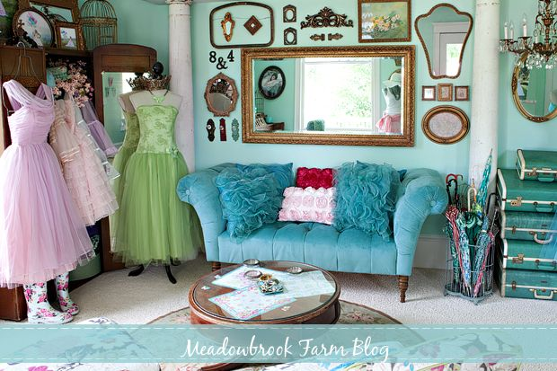 Meadowbrook Farm- her photography studio