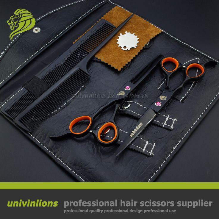 """6"""" 440C barber left handed hairdressing scissors left hand hair scissors for lefty scissors for left handed shears lefty shears"""