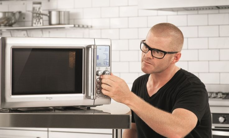 Must-Have Kitchen Kit: The Microwave