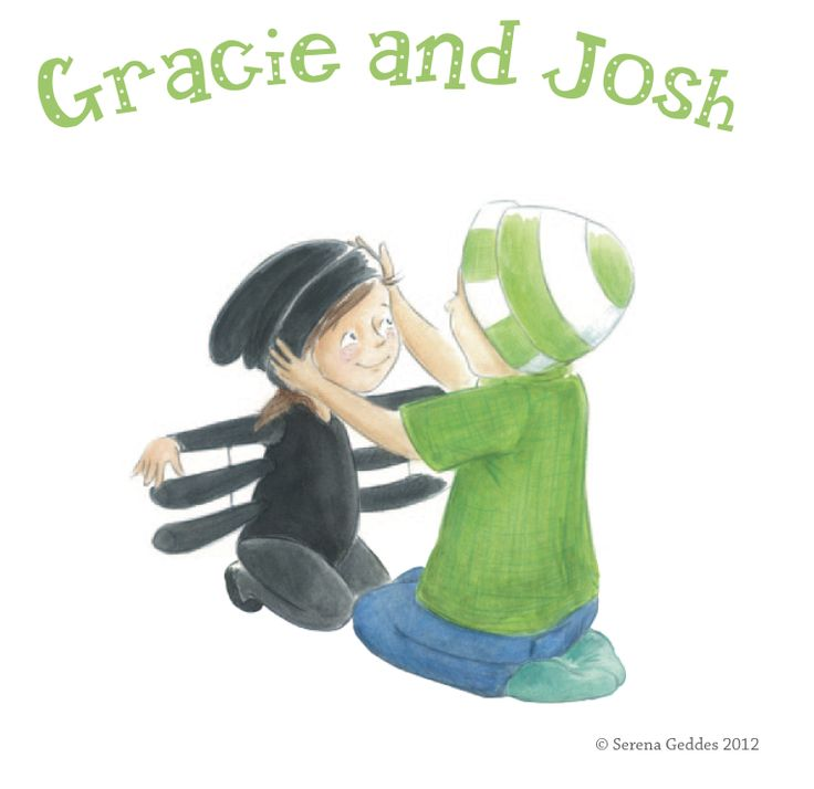 CBCA NSW's Book Buzz.   Gracie and Josh is one of those rare books, which takes a hard and gut wrenching topic and approaches it in such a delightful way, both adult and child reader, will thoroughly enjoy and learn from it. A story about a brother and sister relationship .... So brilliantly created, with story and illustrations intricately blended ...  Rachel Greenwood Editor