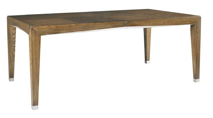 Hickory White Rectangular Dining Table 160 12 Hickory White Pinterest T