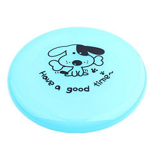 Aus der Kategorie Interaktives Spielzeug  gibt es, zum Preis von EUR 6,52  Dieser Hundefrisbee Power Disc ist eine ideale Möglichkeit, Ihren Hund zu trainieren und gleichzeitig den Hundespielspaß zu fördern. Durch das Werfen des Frisbees erweitern Sie nicht nur die Ausdauer uns Schnelligkeit Ihr Hundes, sondern gleichzeitig auch das Reaktionsvermögen. Die problemlose Spielbarkeit und die stabile Flugbahn für maximale Wurfweiten sind ein weiteres Merkmal dieser Frisbeescheibe.