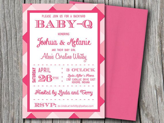 baby girls shower shower diy invitations baby showers baby girls