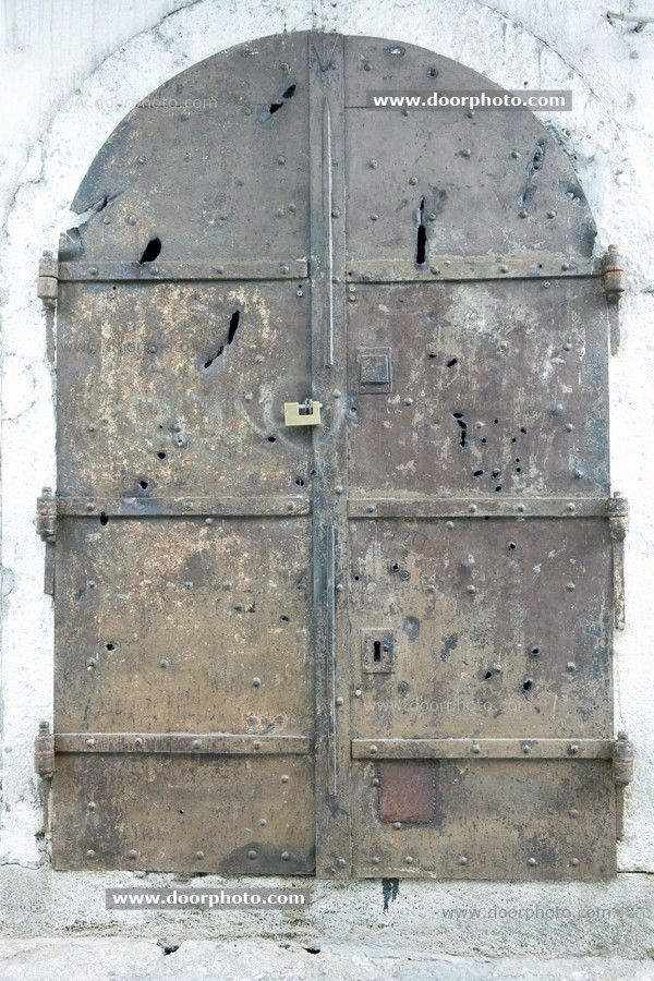 large metal double doors - Google Search