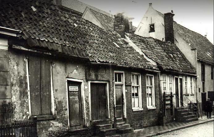 Groningen<br />De stad Groningen: Tweede Drift 1930