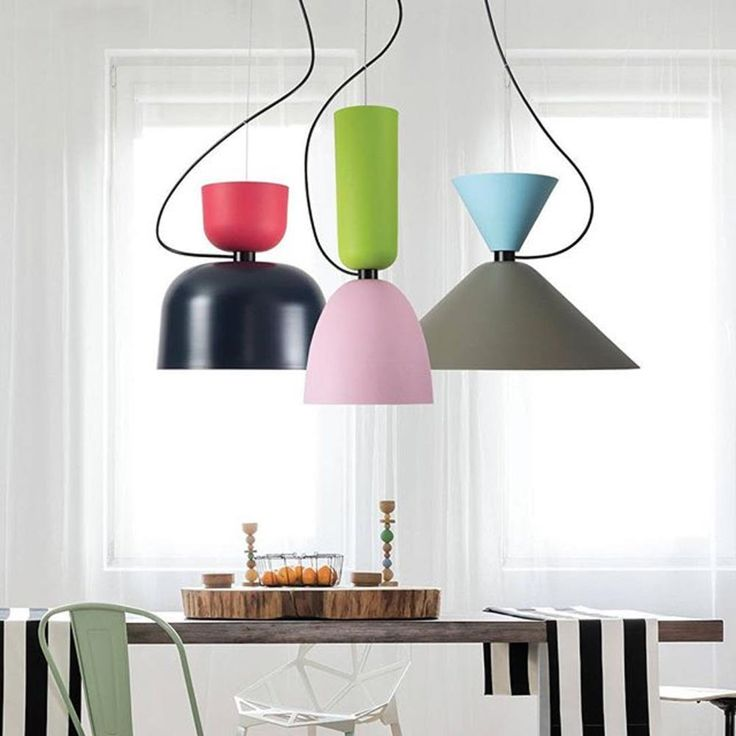 Scandinavian Pendant Lighting E2