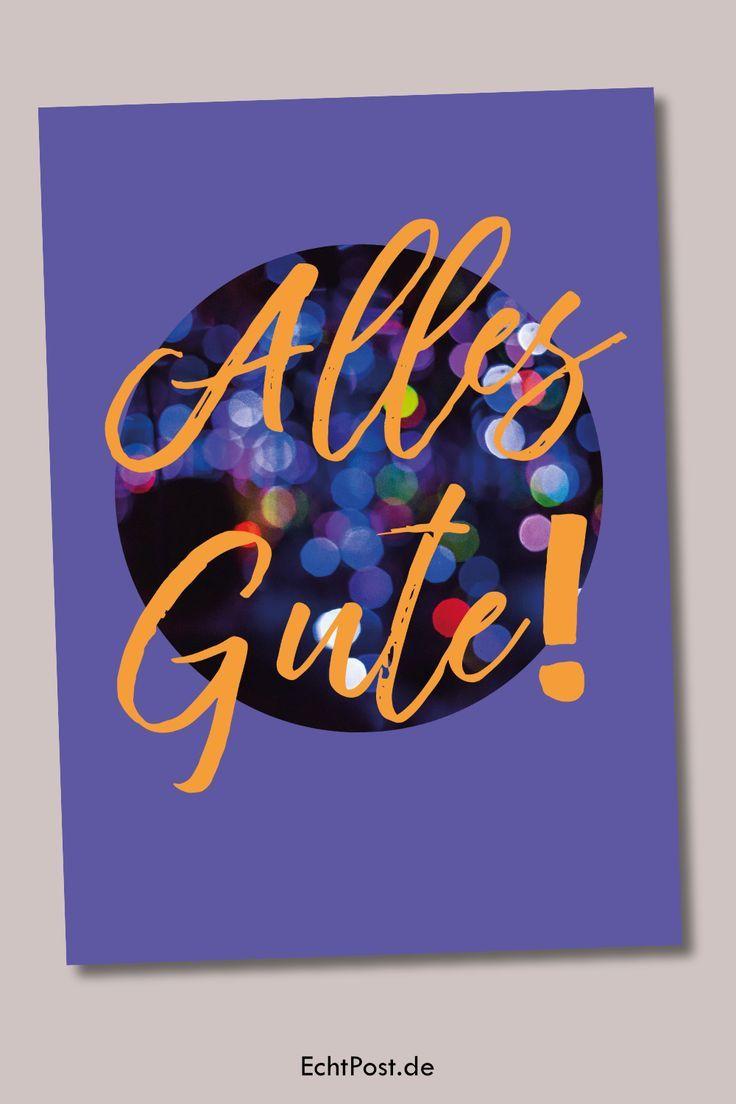Ob Zum Geburtstag Oder Zu Einem Anderen Anlass Die Postkarte