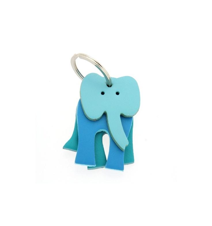 GENUINE MYWALIT Keyrings Elephant Key Ring Female Multicolor - 908-999c, $20