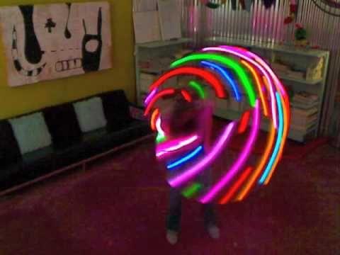LED HOOPING-The GLOW SHOW-Firefly, Rainbow, & Flashing Hoops