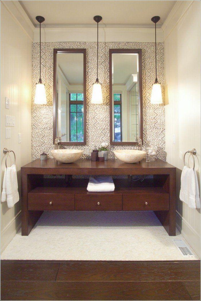 Stylish Bathroom Vanity Lighting Idea 98