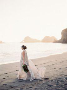 Romantic Bridal Inspiration at Cuffey's Cove   Photos