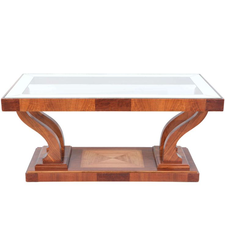 Beautiful Art Deco Coffee Table | From a unique collection of antique and modern coffee and cocktail tables at https://www.1stdibs.com/furniture/tables/coffee-tables-cocktail-tables/