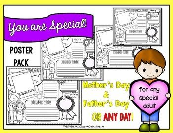 Mother's Day, Father's Day, or ANY Day - to ANY Special Ad