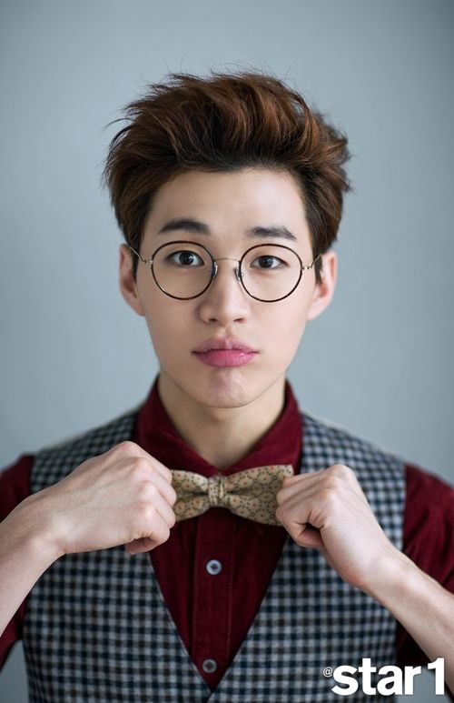 Henry from Star1 March Magazine Shoot