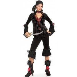 Déguisement Pirate Baroque Femme · Accessoire HalloweenDeguisement