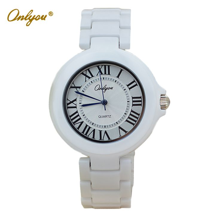 Find More Lover's Watches Information about Onlyou Brand White Ceramic Watch Mens Womens 2016 Quartz Watches Wrist Bracelet Boys Girls Fashion Casual Watch Clock 8830,High Quality watch women michael kors,China womens watch blue face Suppliers, Cheap women bag from China wristwatches on Aliexpress.com