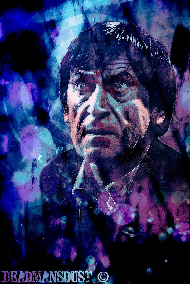 The Second Doctor by Deadmans-Dust.deviantart.com on @deviantART