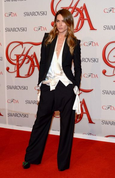 Erin Wasson at CFDA Fashion Awards in 2012