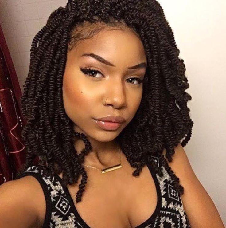 Marley Hairstyles: Best 25+ Short Marley Twists Ideas On Pinterest