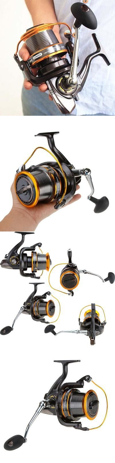 Spinning Reels 36147: Long Shot Saltwater Spinning Fishing Reel 9000 13Bb Metal Spool Surf Casting -> BUY IT NOW ONLY: $30.55 on eBay!
