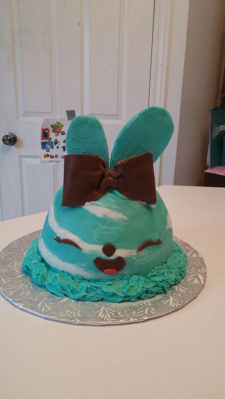 Nom Num Birthday Cakes For Baby Girls