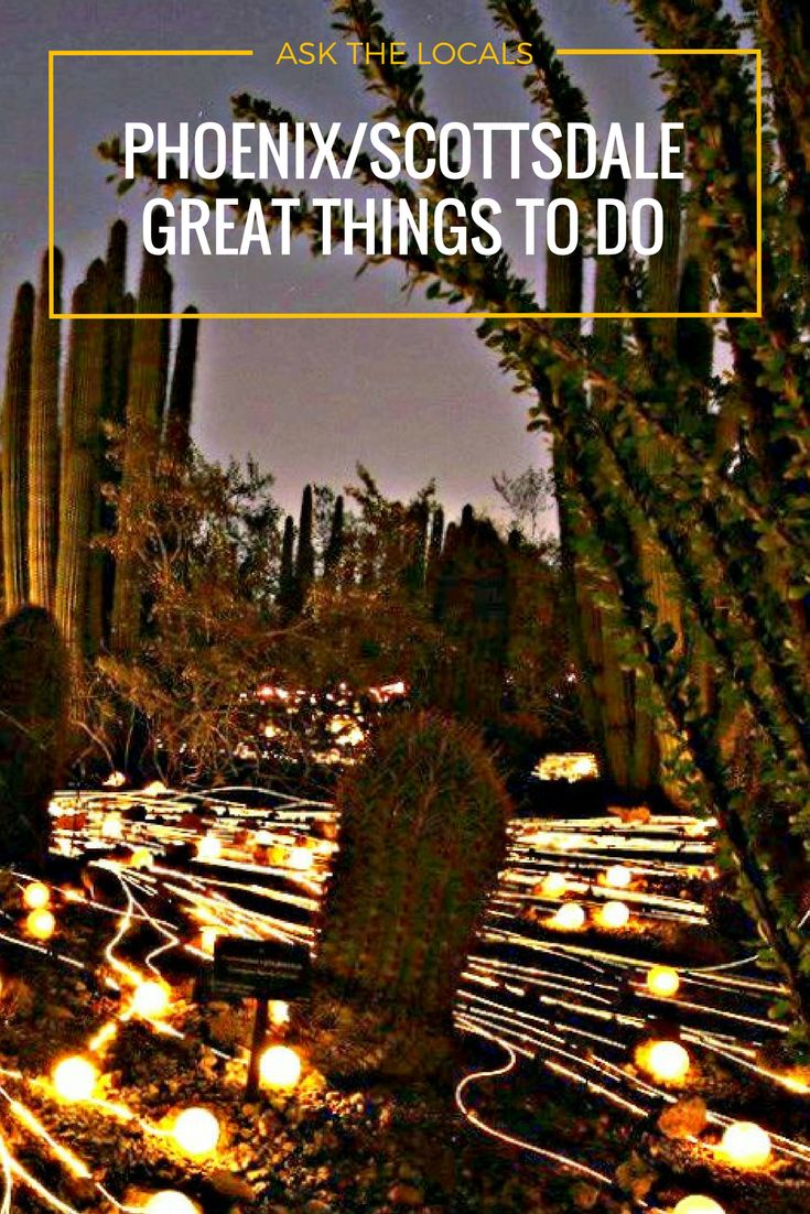 Longtime Scottsdale, Arizona resident, Mike Shubic of @mikesroadtrip, shares his favorite things to do in the Phoenix and Scottsdale areas.