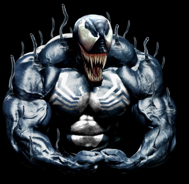 venom by graphic on deviantart