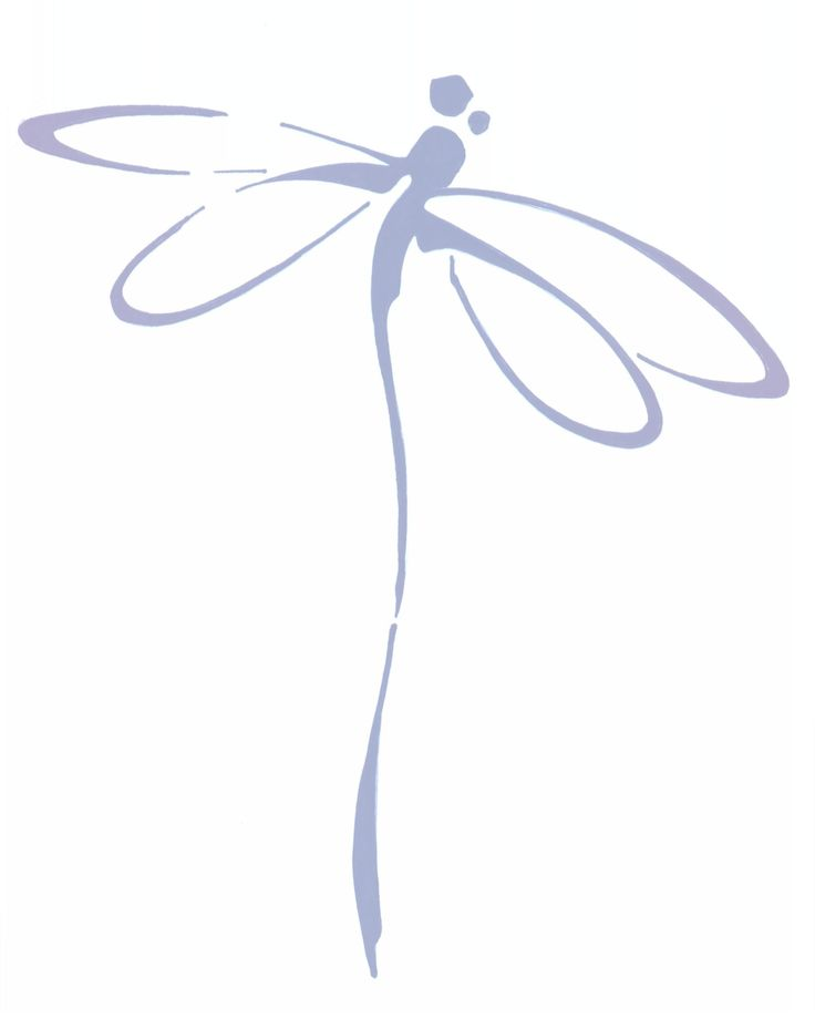 Dragonfly - happiness, new beginnings and change
