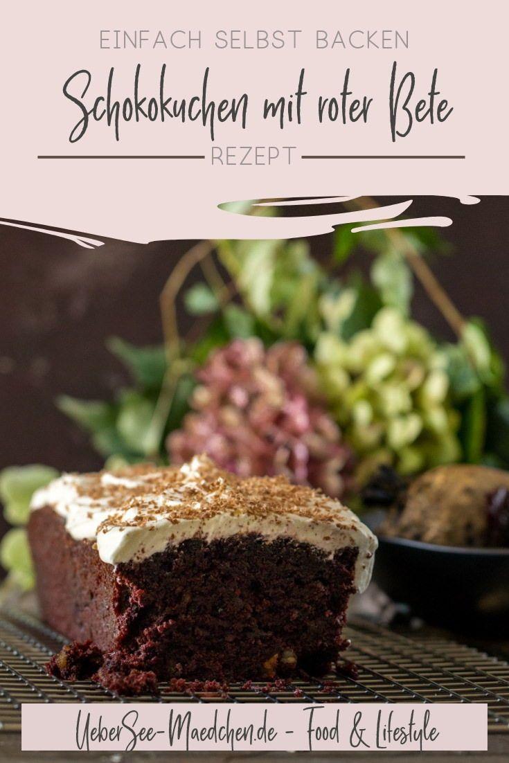 Schokokuchen Mit Roter Bete Rezept Rezepte Lebensmittel Essen Und Schokokuchen