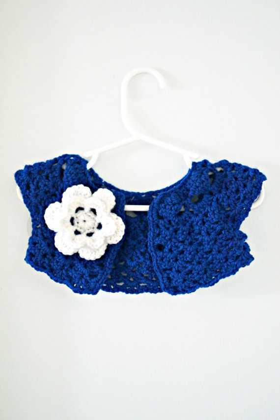 25  unique Crochet baby shrug ideas on Pinterest | Kids crochet ...
