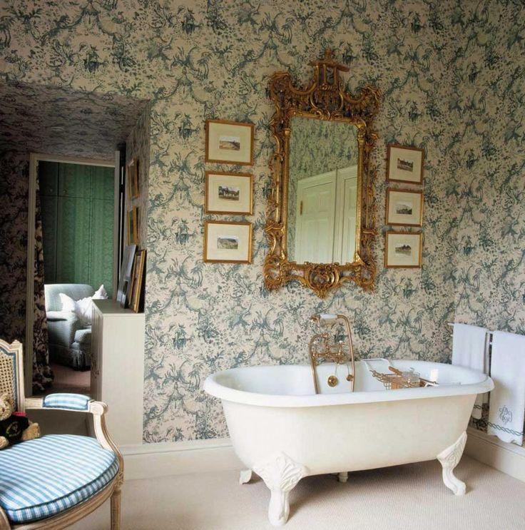 Die besten 25+ Viktorianisches badezimmerdeko Ideen auf Pinterest