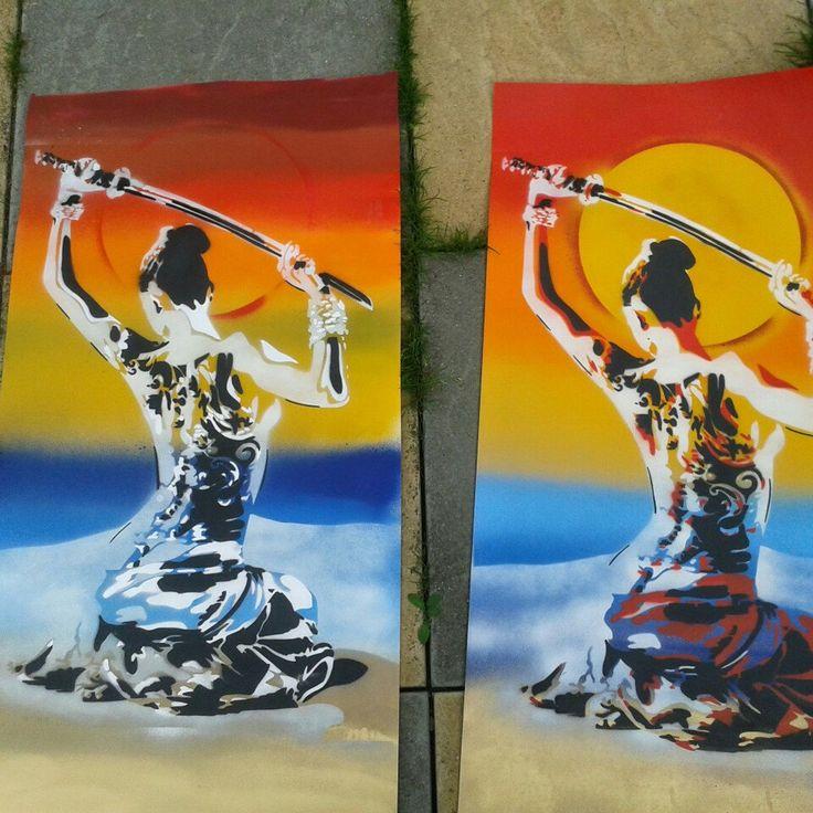 135 best Female Samuri images on Pinterest