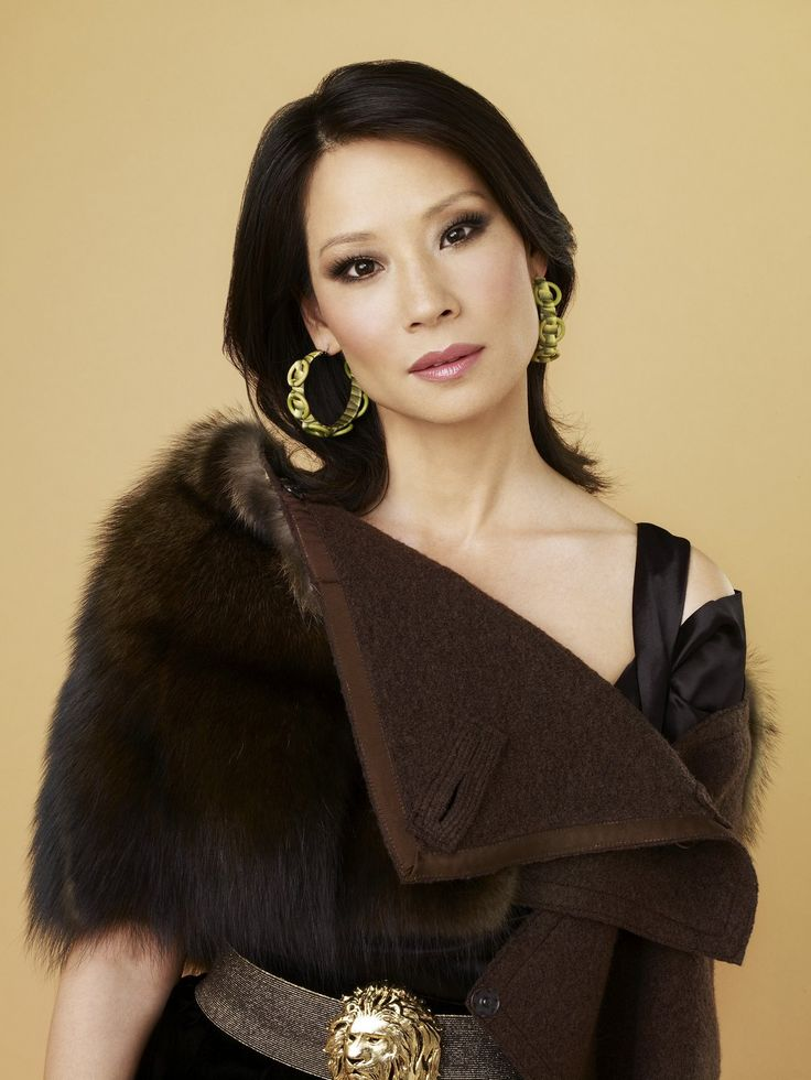 The Iridescent Club: Lucy Liu