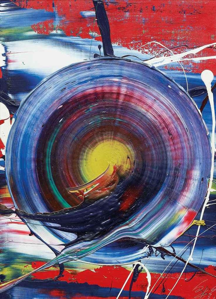 Gutai group of avant-garde artists - Kazuo Shiraga