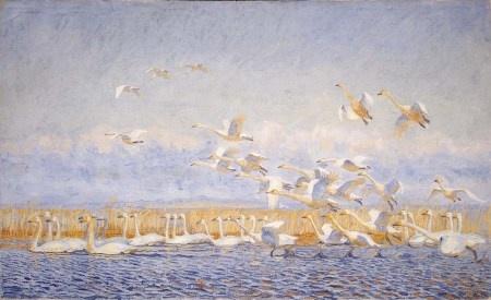 Johannes Larsen - Painter