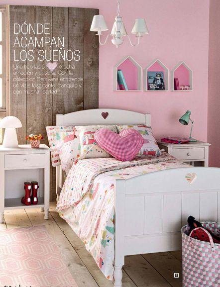 Las 25 mejores ideas sobre ropa de cama de ni as en - Dormitorios bebe el corte ingles ...