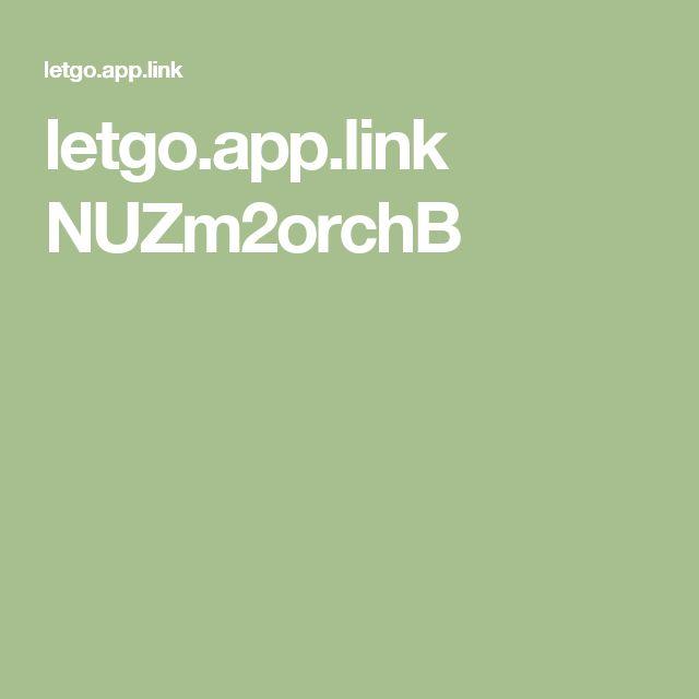 letgo.app.link NUZm2orchB