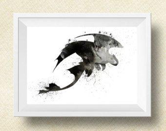 Wie Sie trainieren Aquarell Poster Poster für von sashinistory